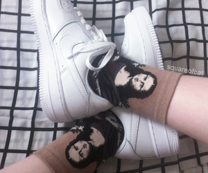 aesthetic, art, and socks image