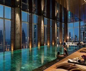 pool and beautiful image