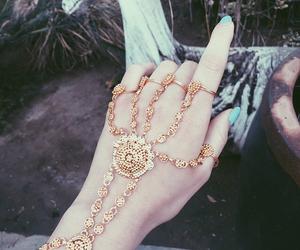 nails and hand image