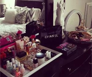 chanel, makeup, and luxury image