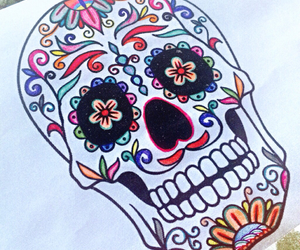 beauty, color, and mexicana image