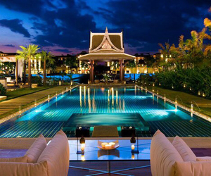 luxury, pool, and Dream image