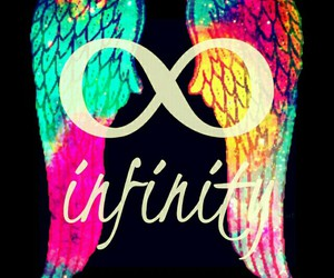 infinity and wings image