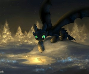 how to train your dragon and book image