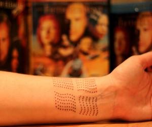 tattoo, four elements, and quatre éléments image