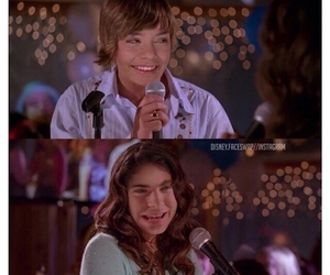 funny, vanessa hugens, and high school musical image