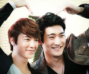 siwon, donghae, and super junior image