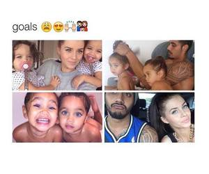 goals and family image