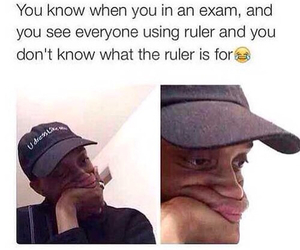 funny, school, and exam image