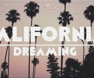 california, Dream, and girl image