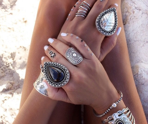 accessories, girls, and jewelry image