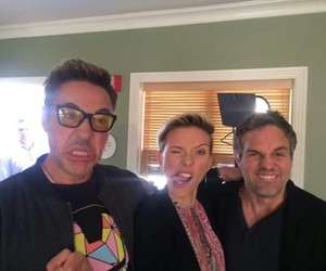 Avengers, Marvel, and Scarlett Johansson image