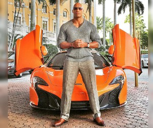 cool, Dwayne Johnson, and the rock image