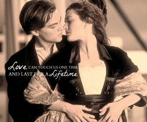 forever, jack and rose, and jack dawson image