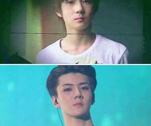 exo, sehun, and cute image