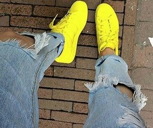 adidas and yellow image