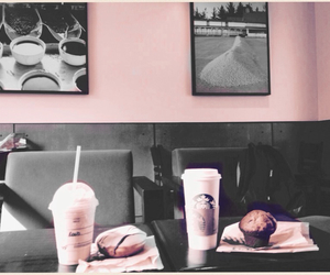 aesthetic, food, and frappuccino image