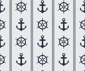 nautical, navy, and patterns image