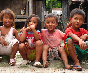 adorable, children, and Philippines image