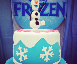 bolo, cake, and frozen image