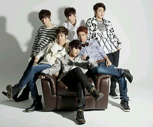 group, kpop, and c-clown image