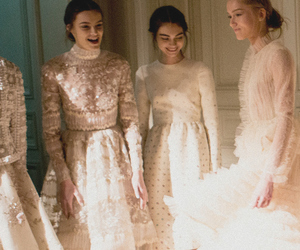 backstage, beauty, and haute couture image