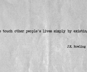 quotes, life, and jk rowling image