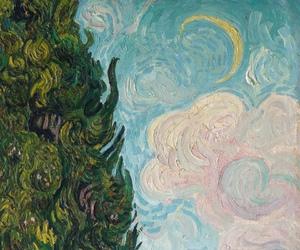 art, vincent van gogh, and van gogh image