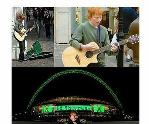 Dream, ed sheeran, and music image