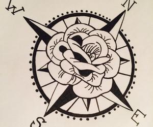 beautiful, drawing, and mine image