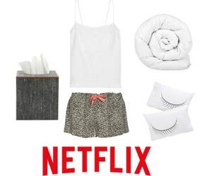 lazy day and Polyvore image