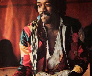 guitar, music, and Jimi Hendrix image