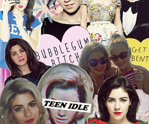 Collage and marina and the diamonds image