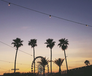 festival, coachella, and indie image