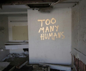 humans, quotes, and grunge image