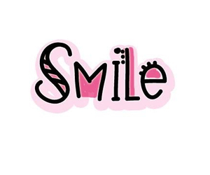 overlay and smile image