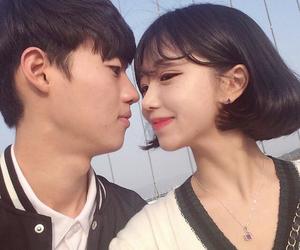 boy, girl, and korea image