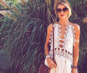 coachella, dress, and model image