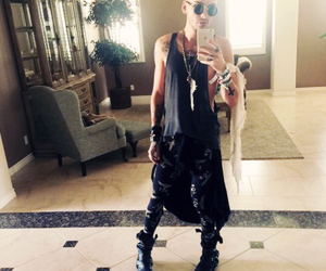 tokio hotel, bill kaulitz, and coachella image