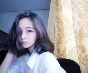 girl, korea, and ulzzang image