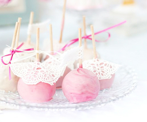 dessert, pink, and cute image