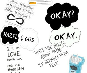 magyar, kamio, and the fault in our stars image
