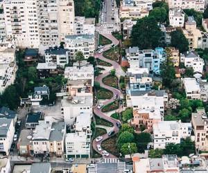 city, san francisco, and road image