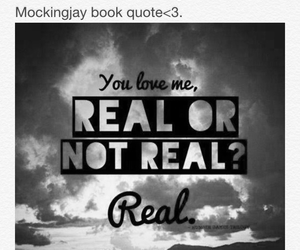 quote, the hunger games, and peeta mellark image