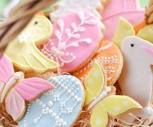 Cookies, food, and easter image