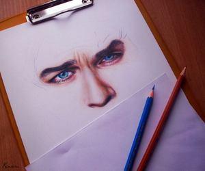 eyes and ian somerhalder image