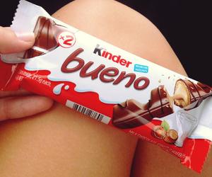 chocolate, bueno, and food image