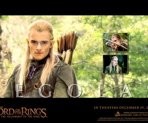 Legolas, lord of the rings, and elf image