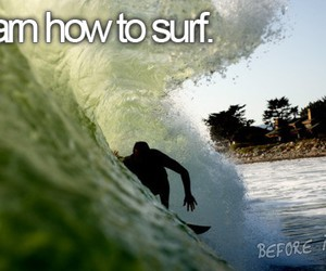 before i die, surf, and learn image