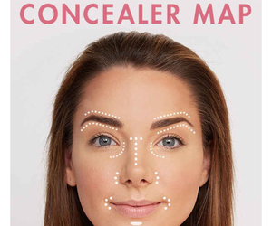 makeup and concealer image